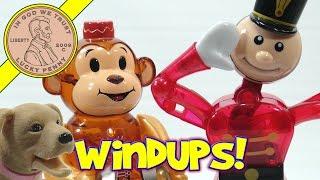 getlinkyoutube.com-Large Z WindUps!  Mortimer Monkey, Rogan Robot & Christopher Soldier