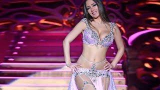 getlinkyoutube.com-Superb Hot Arabic Belly Dance ELISSAR