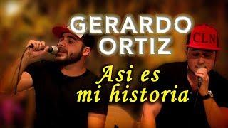 """getlinkyoutube.com-Gerardo Ortiz y Kevin Ortiz """"Mientes Tan Bien"""" acustico #AsiEsMiHistoria Fenomeno Sessions"""