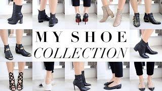 getlinkyoutube.com-MY SHOE COLLECTION | DESIGNER | Lydia Elise Millen