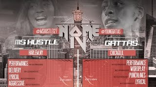 getlinkyoutube.com-MS HUSTLE VS GATTAS SMACK/ URL