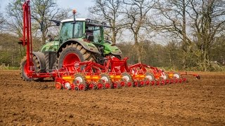 Grimme MATRIX 1200 & MATRIX 1800 | Precision seed drill for beet, canola and chicory