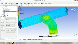 getlinkyoutube.com-Hot and cold water mixing faucet - Ansys Fluent