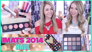 getlinkyoutube.com-IMATS Haul 2014 | eleventhgorgeous