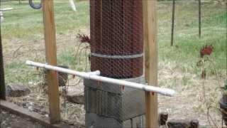 Improved Chicken Water System