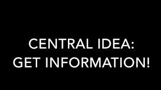 getlinkyoutube.com-Central Idea Main Idea Song