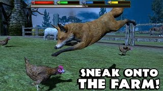getlinkyoutube.com-Ultimate Fox Simulator- Part 2 -The Farm - By  Gluten Free Games - Simulation - IOS/Android