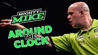 getlinkyoutube.com-Around The Clock Challenge | Michael van Gerwen