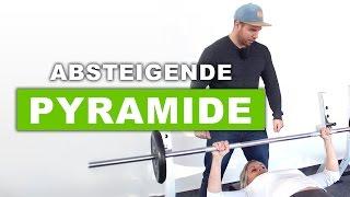 getlinkyoutube.com-Absteigendes Pyramidentraining - Kraft, Masse und Kraftausdauer