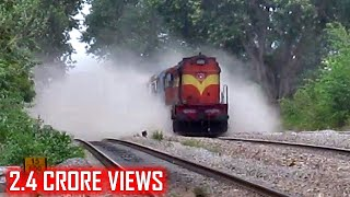 getlinkyoutube.com-High Speed Premium Trains of Indian Railways