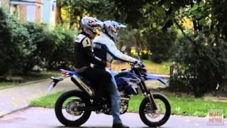 getlinkyoutube.com-YAMAHA WR250 X - A SUPER MOTARD