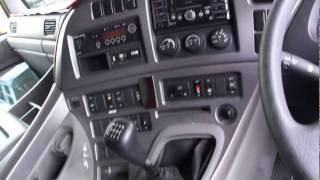 getlinkyoutube.com-中古トラック H21年式日産クオン ハイジャッキセルフローダー 内装