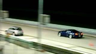 getlinkyoutube.com-Ford Mustang GT vs. Mini Cooper S