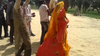 getlinkyoutube.com-Marwari fagan geet 2014 in Hukamchand farmhouse sa