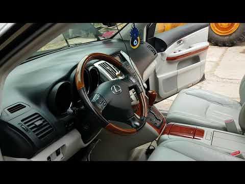 Где находится в Lexus РХ330 датчик детонации