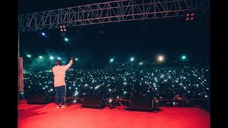 Cassper Nyovest live at Glamis Arena Zimbabwe (highlights of the show 16 September 2017)