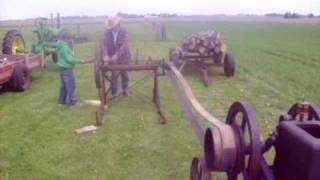 4 HP Fuller and Johnson on buzz saw