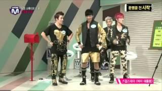 getlinkyoutube.com-TEEN TOP - GIRLS GROUP DANCE ( FUNNY )