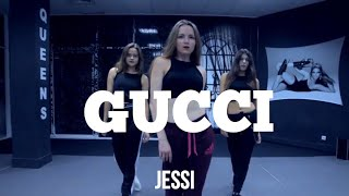 (on J.Yana's channel) Jessi - Gucci / dance cover by CBN