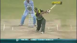 Younis khan at his very best.  From Asif Tariq