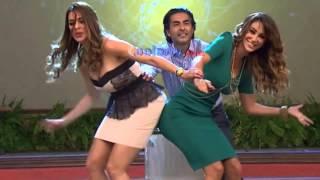 getlinkyoutube.com-Duelo de nalgas Ninel Conde vs Galilea Montijo a quien le vas? ¡comenta!