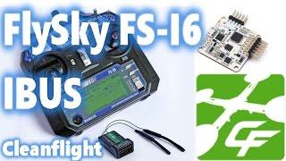 getlinkyoutube.com-FlySky FS I6 'IBUS' que es? y como usarlo? (Cleanflight)