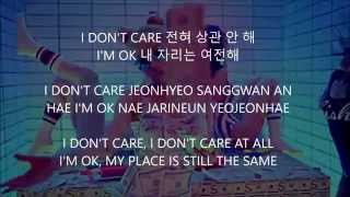 getlinkyoutube.com-Because I'm the Best/Roll Deep - HyunA ft. Ilhoon (BtoB) [Han,Rom,Eng] Lyrics
