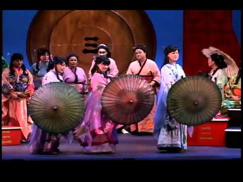 The Mikado - Three Little Maids - Lyric Theatre June 2010