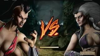 Mortal Kombat-Sheeva Arcade Ladder
