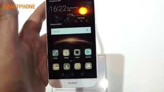 getlinkyoutube.com-IFA 2015 Huawei G8 Hands On Test - Deutsch / German ►► notebooksbilliger.de
