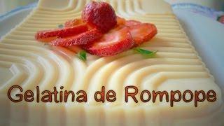 getlinkyoutube.com-GELATINA DE ROMPOPE ~ MariquisTuts ★