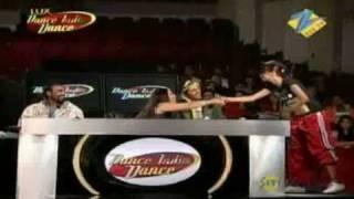 getlinkyoutube.com-Lux Dance India Dance Season 2 Dec. 26 '09 Mumbai Audition Part 7