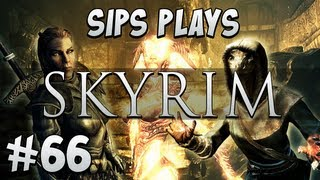 getlinkyoutube.com-Sips Plays Skyrim - Part 66 - Interrogating the Beast