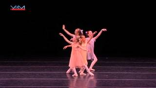 "getlinkyoutube.com-Dallas Conservatory, ""A Chopin Waltz"" age 9 -13 , YAGP 3rd Place Ensemble Dallas"