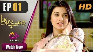 Pakistani Drama | Mere Bewafa - Episode 1 | Aplus Dramas | Aagha Ali, Sarah Khan, Zhalay Sarhadi width=