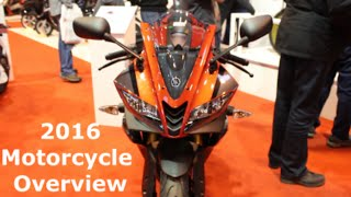 getlinkyoutube.com-125cc Motorcycle Overview -  2016