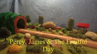 getlinkyoutube.com-ThomasWoodenEpisodes: Percy, James & the Fruitful Day.
