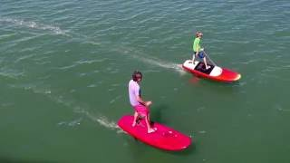 getlinkyoutube.com-Jetfoiler - Efoil - Electric Hydrofoil