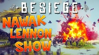 getlinkyoutube.com-Nawak Lennon Show : Besiege