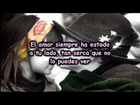 Open Your Eyes To Love En Español de Lmnt Letra y Video