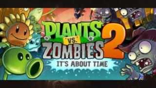 getlinkyoutube.com-creepypasta plants contra zombies 2 la fiesta de piñata de la media noche