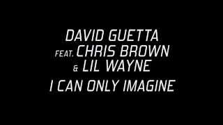 David Guetta - I Can Only Imagine (Trailer)
