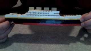 getlinkyoutube.com-Building The Lego Titanic
