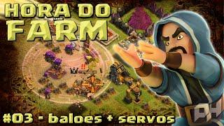 getlinkyoutube.com-Hora do Farm #03 - Elixir Negro + Balões e Servos