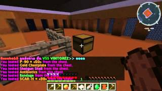 getlinkyoutube.com-Minecraft ตะลุยเซิฟ P.2 : MC-Pizza MineZ 1.7.2