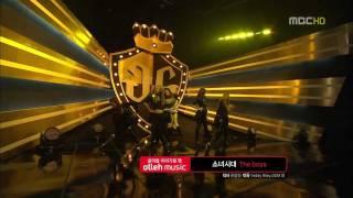 getlinkyoutube.com-[HD] 111105 SNSD - The Boys @ Music Core