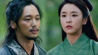 getlinkyoutube.com-《BEST》 Six Flying Dragons 육룡이 나르샤| 변요한 정체 알게 된 정유미의 근심 EP10 201501103
