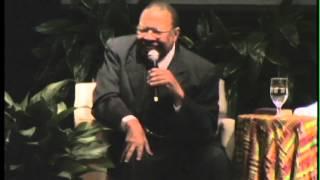 Rev. Dr. Mack King Carter speaks at 2012 Samuel DeWitt Proctor Conference
