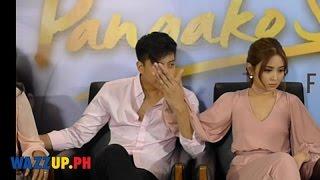 The Story of the Holding Hands at Kiss Ni Daniel Padilla at Kathryn Bernardo sa Pangako Sa'Yo