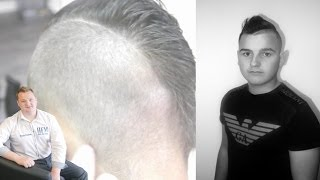 getlinkyoutube.com-El Shaarawy Inspired Haircut Tutorial